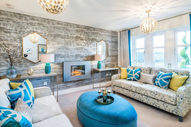 """4 bed detached house for sale in """"Elliot"""" at Willow Park Drive, Penicuik EH26"""