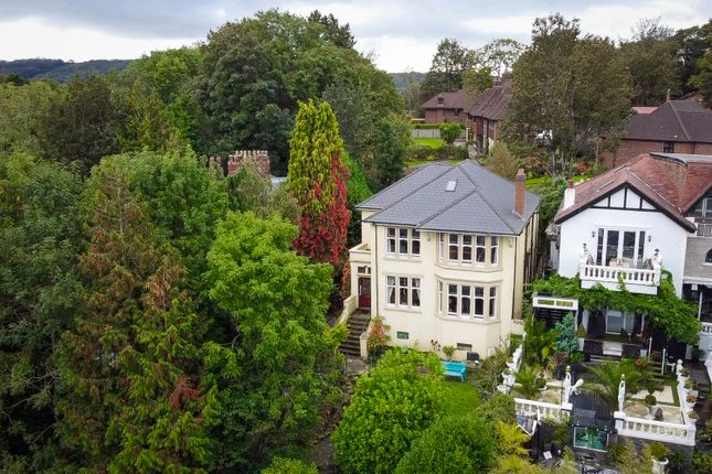 Thumbnail Detached house for sale in Llandaff Road, Canton, Cardiff