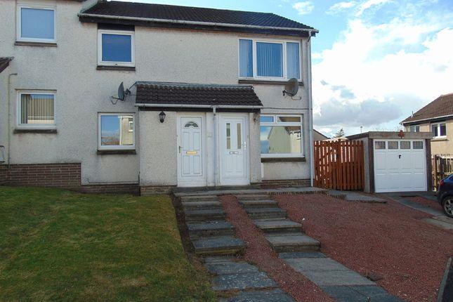 Thumbnail Flat to rent in Glenmore, Whitburn, West Lothian