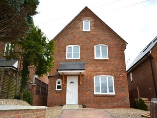 Thumbnail Detached house for sale in New Build Five Bedroom House, West Wycombe