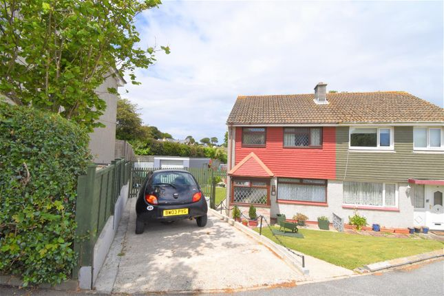 Thumbnail Property for sale in Messack Close, Falmouth