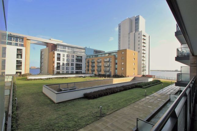 2 bed flat to rent in Ferry Court, Cardiff CF11