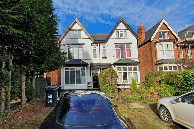 Thumbnail Semi-detached house for sale in 66 Middleton Hall Road, Cotteridge