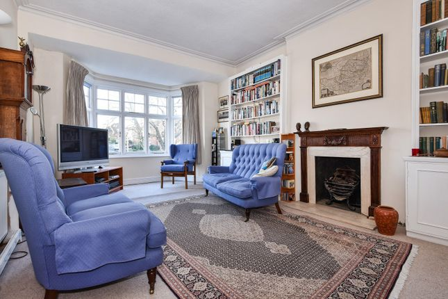 Reception of Holmbush Road, Putney SW15