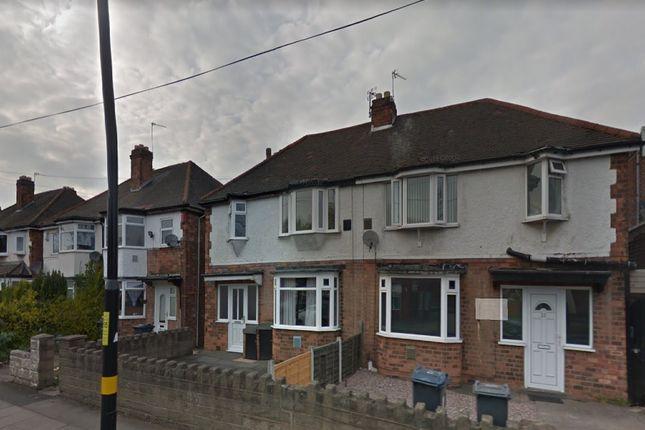 Thumbnail Semi-detached house to rent in Marsh Hill, Erdington
