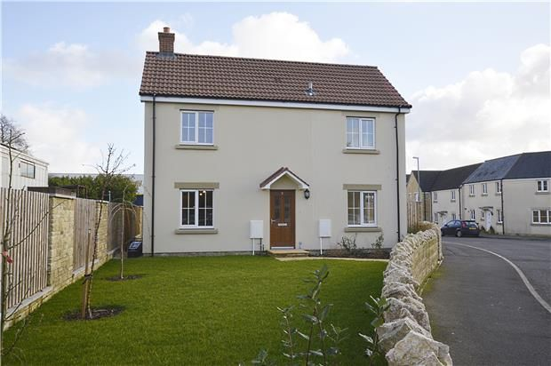 Thumbnail Detached house for sale in Cobblers Way, Radstock, Somerset