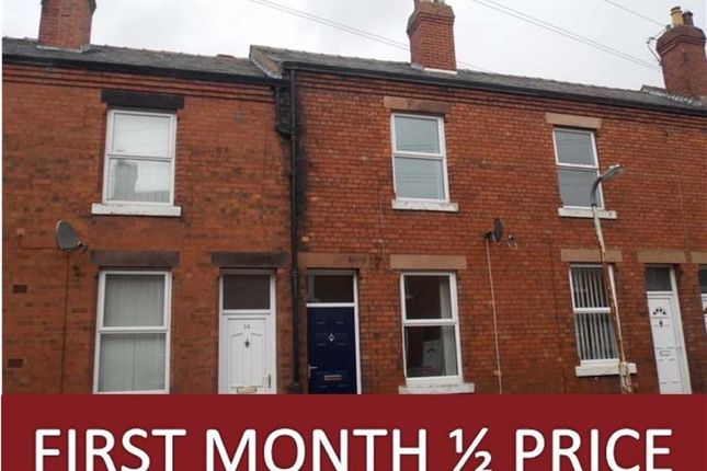 Thumbnail Terraced house to rent in Scaurbank Road, Carlisle, Carlisle