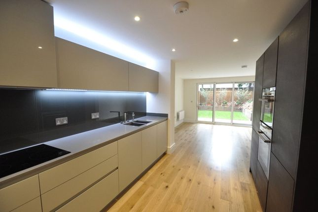 Thumbnail End terrace house for sale in Sir Alexander Close, London