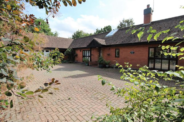 Thumbnail Detached bungalow for sale in Mendlesham Road, Brockford, Stowmarket