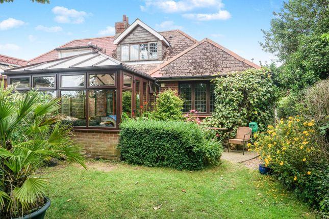 Rear Garden of Lushington Hill, Wootton Bridge PO33