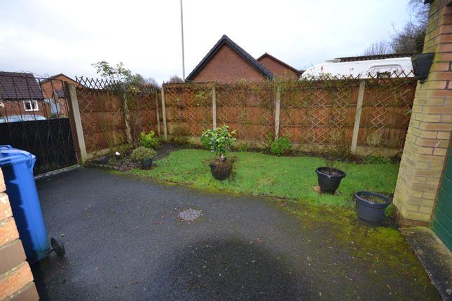 Driveway/Gararge of Pendine Close, Callands, Warrington WA5