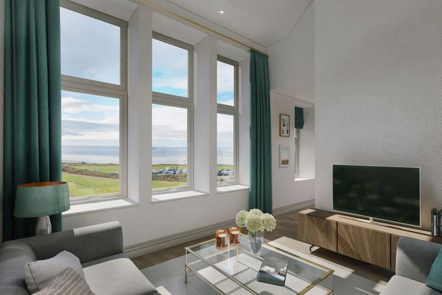 Thumbnail Flat for sale in Apartment 18 At The Links, Rest Bay, Porthcawl