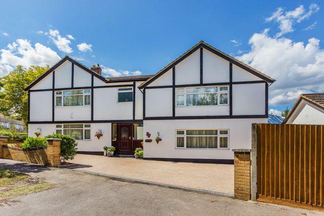 Thumbnail Detached house for sale in Bassett Close, South Sutton, Surrey