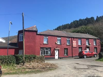 Thumbnail Commercial property for sale in The Rose And Crown Inn, Bethel Street, Neath