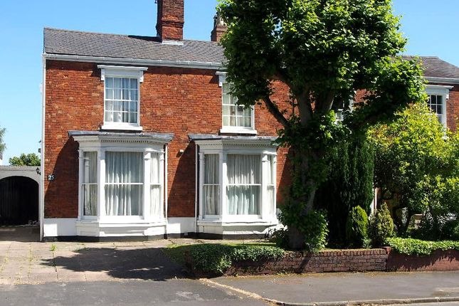 Thumbnail Semi-detached house for sale in Frederick Road, Edgbaston
