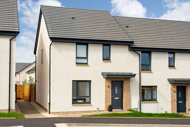 """3 bed terraced house for sale in """"Coull"""" at Achnacarry Street, Edinburgh EH17"""