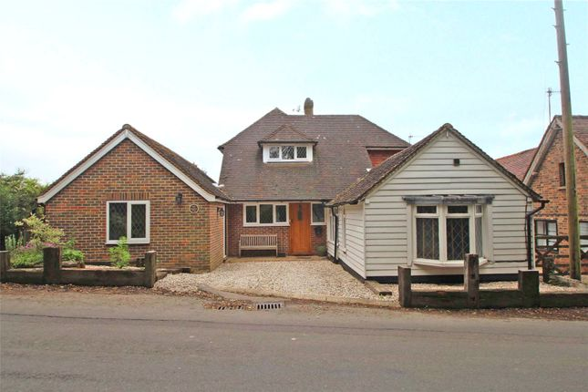 Thumbnail Detached house for sale in Colemans Hatch, Hartfield