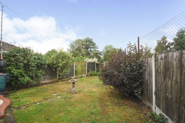 Garden of Barbara Close, Rochford SS4