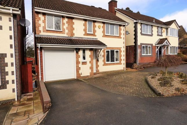 Thumbnail Detached house for sale in Stewarts Mill Lane, Abbeymead, Gloucester