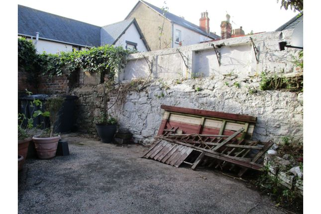 Rear Garden of 3 Nant Y Gamar Road, Llandudno LL30