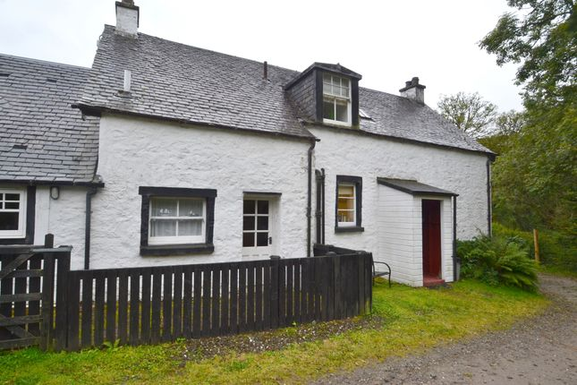 Thumbnail Semi-detached house to rent in Kinlochard, Stirling