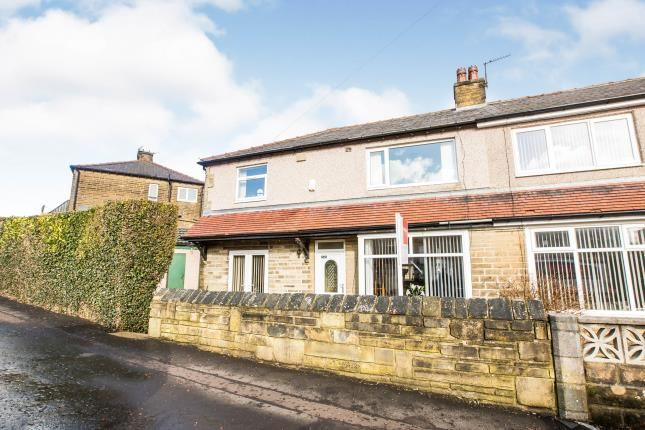 Thumbnail End terrace house for sale in Long Lover Lane, Halifax, West Yorkshire