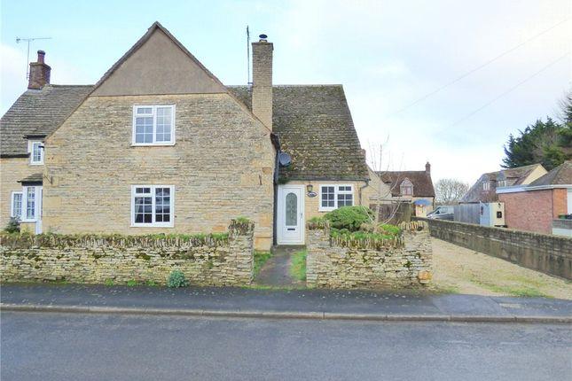 Thumbnail Semi-detached house for sale in Gibbs Lane, Offenham, Evesham