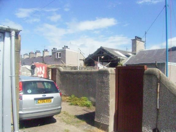 Rear Access of Cybi Place, Holyhead, Anglesey LL65