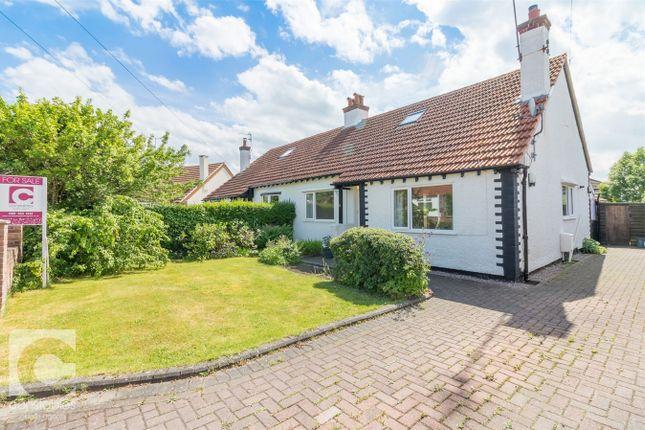 Thumbnail Semi-detached bungalow to rent in Brooklands Gardens, Parkgate, Neston, Cheshire