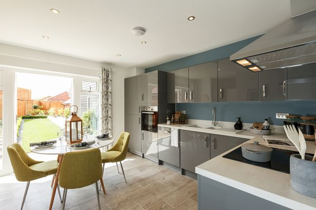 "3 bedroom semi-detached house for sale in ""The Chastleton"" at North End Road, Yatton, Bristol"