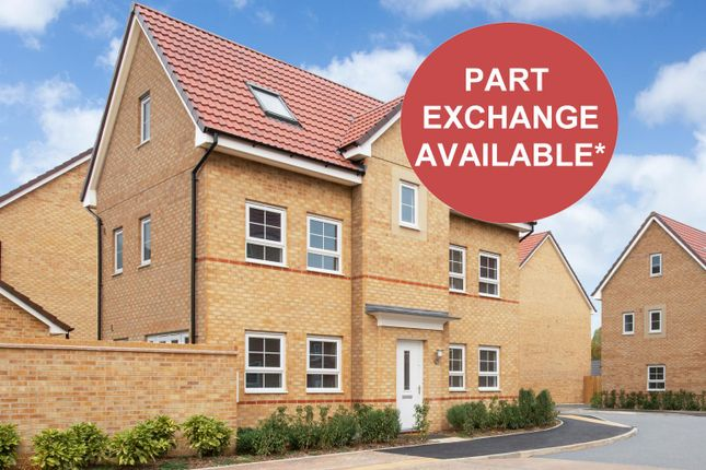 """Thumbnail Detached house for sale in """"Hesketh"""" at Fleece Lane, Nuneaton"""