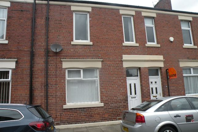 Thumbnail Terraced house to rent in Beech Grove, Wallsend