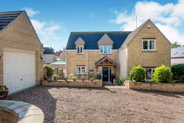 Thumbnail Detached house for sale in Kings Arms Lane, Polebrook, Peterborough