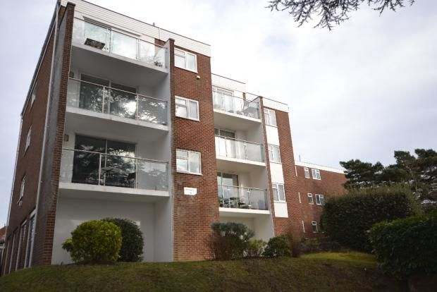 Thumbnail Flat to rent in Belle Vue Road, Poole, Dorset