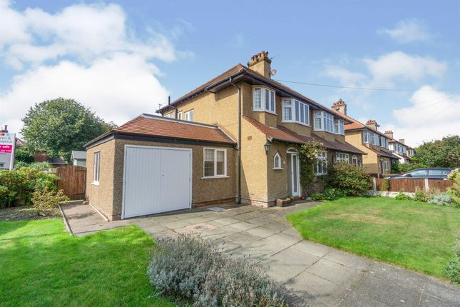 Thumbnail Semi-detached house for sale in Sandiway, Meols, Wirral