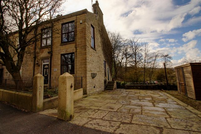 Thumbnail Semi-detached house for sale in Holcombe Road, Greenmount, Bury