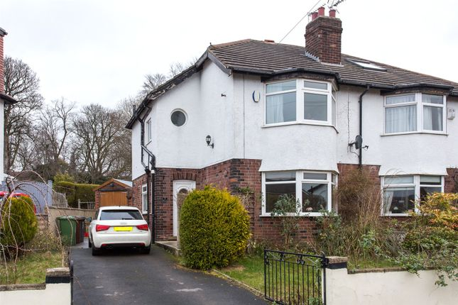 Thumbnail Semi-detached house to rent in The Paddock, Leeds, West Yorkshire