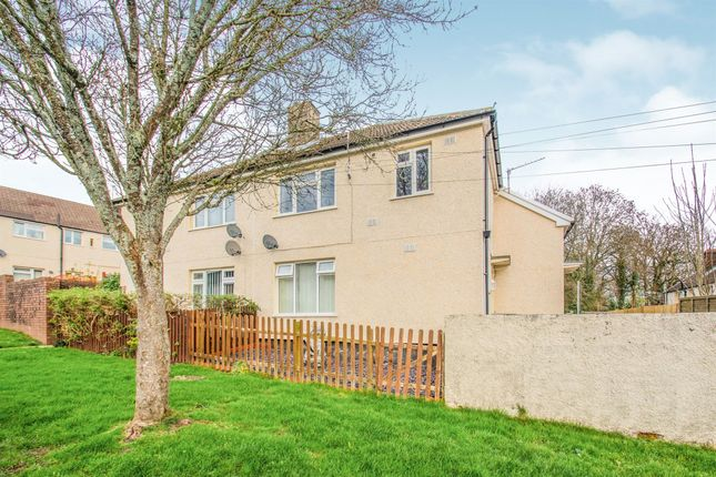 Thumbnail Flat for sale in Beech Close, Pontnewydd, Cwmbran