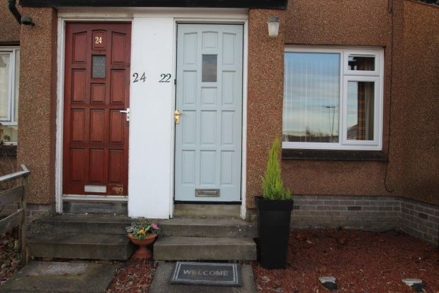 Thumbnail Flat to rent in Lamberton Avenue, Stirling
