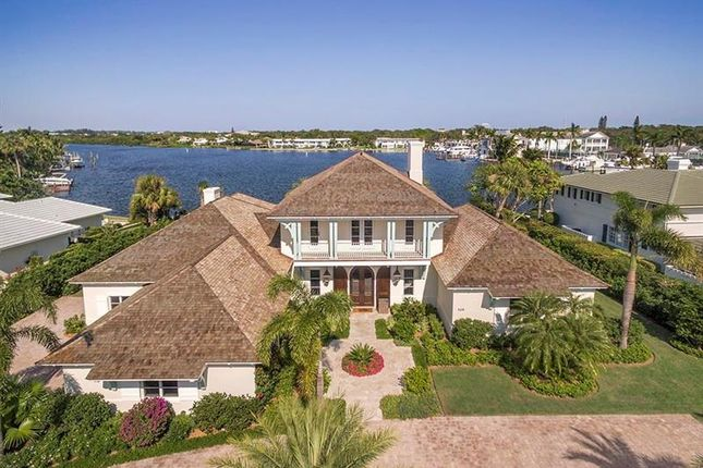Thumbnail Property for sale in 529 Bay Drive, Vero Beach, Florida, United States Of America