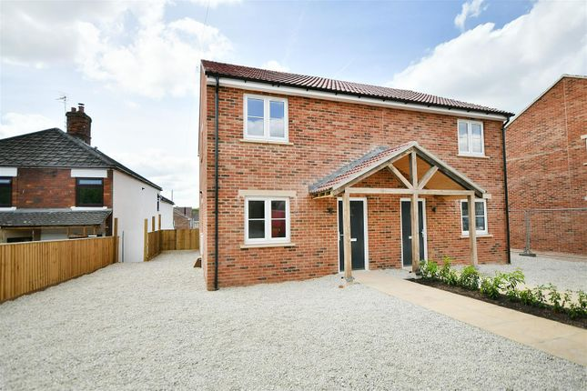 3 bed semi-detached house for sale in Chequers Yard, Lowden, Chippenham SN15