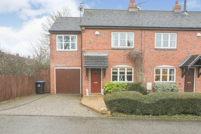 Thumbnail Semi-detached house for sale in Feldon Edge, Halford, Shipston-On-Stour