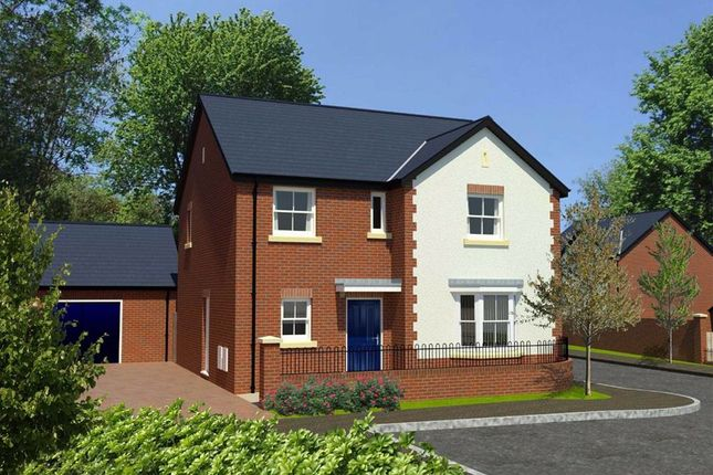 Thumbnail Detached house for sale in Birch Grove, Tutshill, Gloucestershire