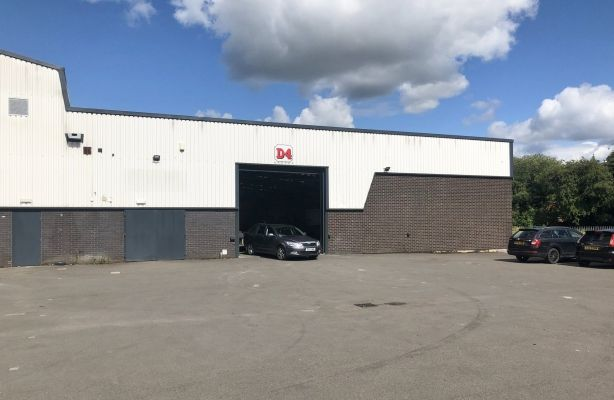 Thumbnail Warehouse to let in Unit D4, Tweedale South Industrial Estate, Telford, Shropshire