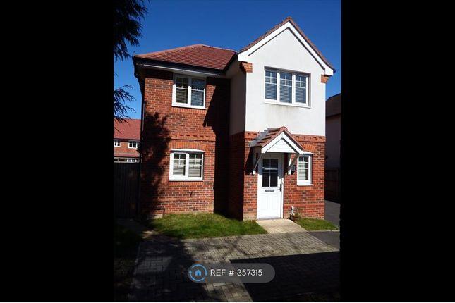 Thumbnail Detached house to rent in Kerr Gardens, Wokingham