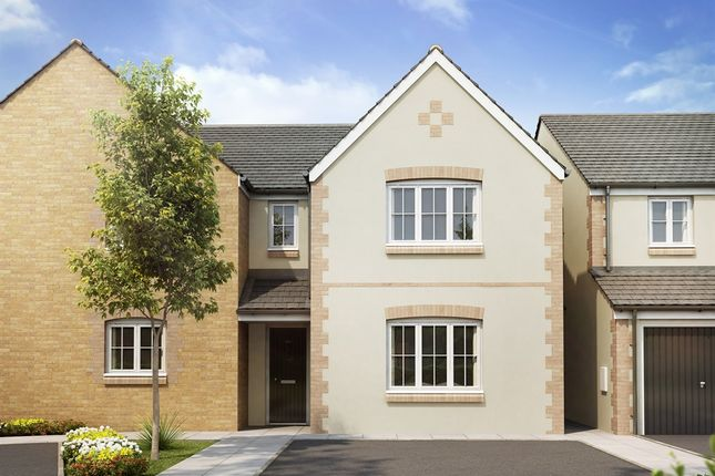 """Thumbnail Detached house for sale in """"The Hatfield"""" at Thame Park Road, Thame"""