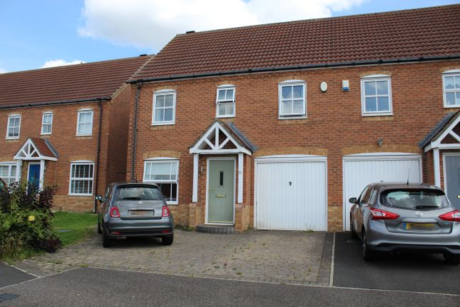 3 bed semi-detached house to rent in Bewicke View, Birtley, Chester Le Street DH3