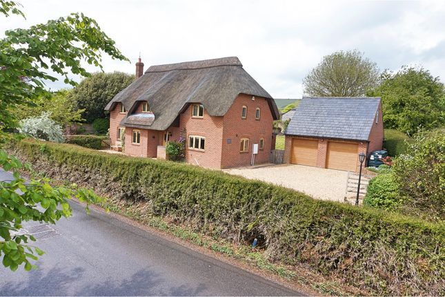 Thumbnail Property for sale in Alton Priors, Marlborough