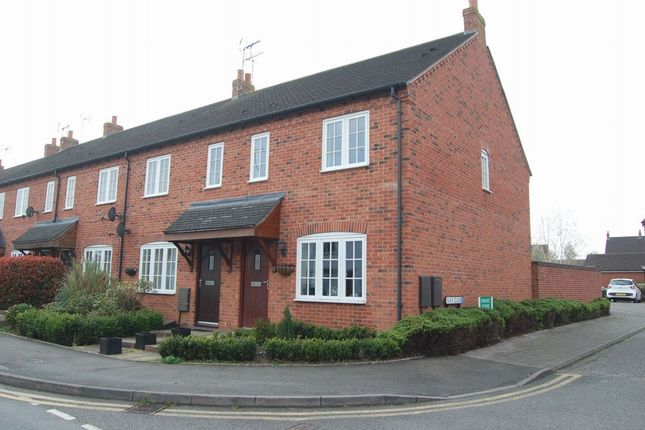 Thumbnail Terraced house to rent in Bleachfield Street, Alcester