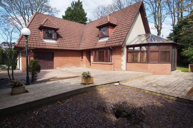Thumbnail Detached house to rent in Hillview Road, Cults